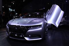 Citroën DS Spirit Divine Paris (Trong Photography) Tags: paris car automobile spirit ds citroën divine concept mondial 2014