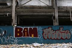 BAM (caseykallenphotography.com) Tags: abandoned philadelphia architecture canon graffiti graf pa abandon philly buildiings 70d philadelphiagraffiti phillygraf canon70d caseykallen caseykallenphotography caseykallenphotographycom