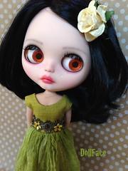 For adoption (DollFace Blythe) Tags: ebay ooak artdolls blythe custom adoption dollface blythedolls dollfaceblythe