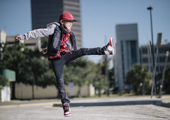 Skater Rats downtown Orlando by commercial photographer Rich Johnson of Spectacle Photo (~Rich Johnson~) Tags: city streets sports fashion kids children orlando skateboarding awesome creative skaters spectacle