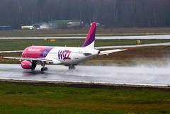 WizzAir A320-232 HA-LPQ (AviationFinest) Tags: thomas cook 321 dash airbus boeing ryanair klm 190 737 embraer wizz dhc8