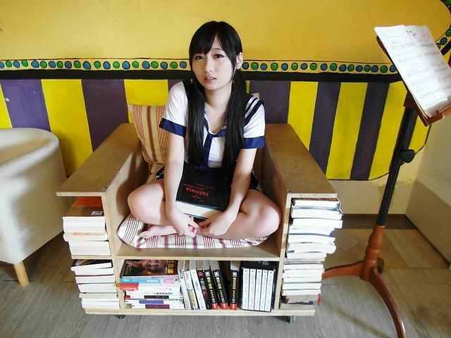 Koobii人氣嚴選103【銘傳大學─蔡韻婷】正努力規劃未來的開朗少女