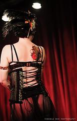 Violet D'Vine (Visible Sin Photography [dizzysyd]) Tags: beauty vintage burly dancer exotic showgirl onstage arkansas cabaret burlesque hotsprings glamorous maxines fpc burlesquephotography visiblesinphotography visiblesin violetdvine foulplaycabaret