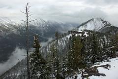Mountain Escape (JB by the Sea) Tags: canada rockies alberta banff rockymountains sulphurmountain banffnationalpark canadianrockies sansonpeak sansonspeak september2014