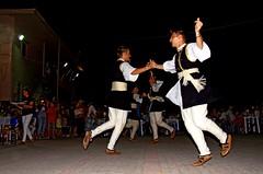 Macedonia, Macedonians dancing traditional greek dances in Sitaria village, Florina #acedonia (gentle wolf) Tags: sun history greek ancient republ