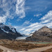 Columbia Icefield Center Panoramic (Alberta, Canada)