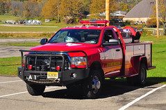 New Jersey Forest Fire Service Brush Truck A1 (Triborough) Tags: newjersey nj firetruck dodge fireengine a1 newton 3500 njdep sussexcounty brushtruck newjerseyforestfireservice