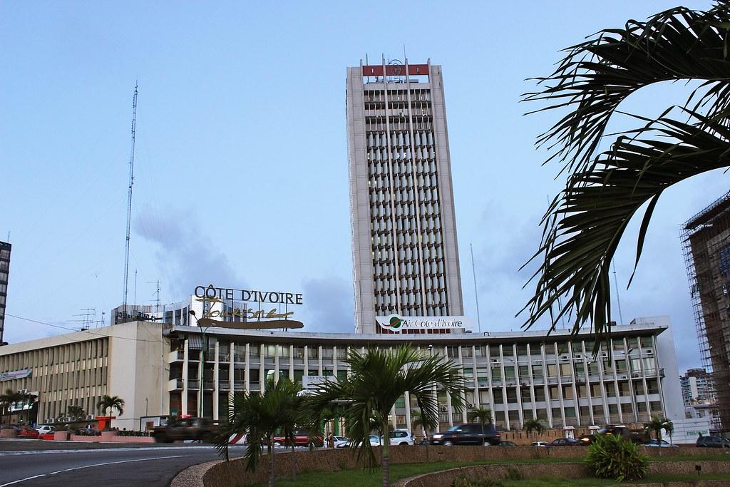 Centre d'affaires 2001