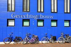 Fuhrpark (RadarOReilly) Tags: street netherlands bikes nederlands fiets niederlande fahrrder strase lmelo