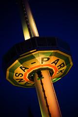 Hansapark Holsteinturm (sebfoto) Tags: deutschland nacht turm dunkel schleswigholstein nachtaufnahme hansapark sierksdorf holsteinturm