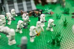 Pig Head Trooper (Jimmy Chuah) Tags: toy singapore lego event figure starwar 2014 marinabaysands marinabaysand stgcc
