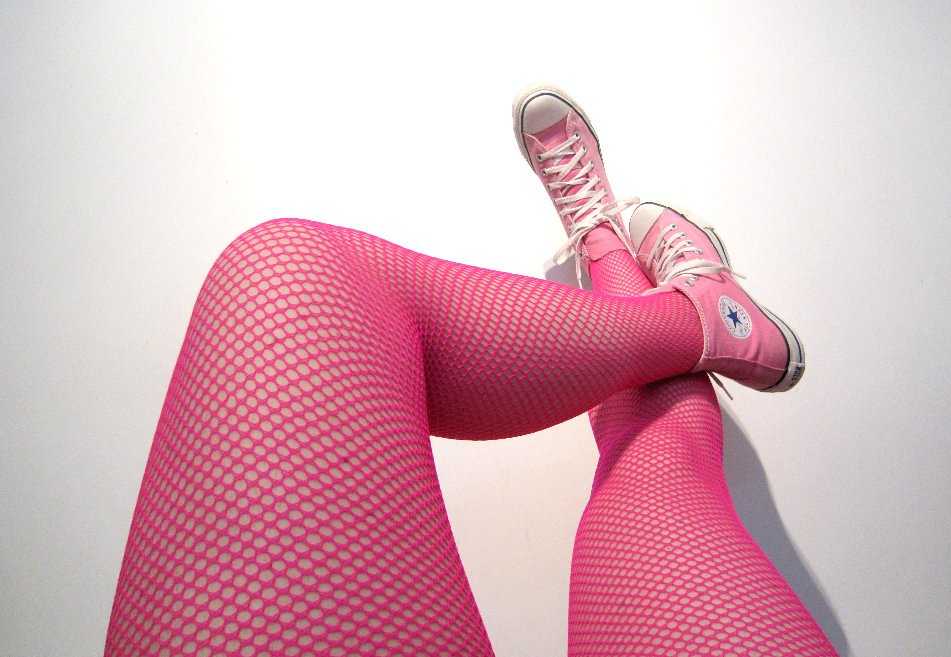 The World s Best Photos of converse and fishnet - Flickr Hive Mind 569271377