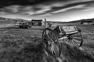 Color Left | Bodie, California