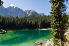 DSC03958_s (AndiP66) Tags: italien autumn italy panorama mountain lake mountains alps verde green water see aqua wasser view sony herbst berge alpen alpha aussicht bergsee alto dolomites sdtirol southtyrol adige dolomiten karersee grnes northernitaly karerpass norditalien lagocarezza welschnofen andreaspeters trentinosdtirol 77m2 passocarezza a77ii ilca77m2 77ii 77markii slta77ii