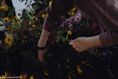 Birdie Shop | 46. Workshop Birdie Party (paval hadzinski) Tags: city trip flowers autumn girls light portrait people woman man flower art fall love nature floral fleur girl beauty face rose yellow female automne dark hair pumpkin grey interesting hands nikon women october pretty dress interior fingers tights things queen redhead explore curly florist redlips bouquet belarus wonderland emotions fille pantyhose arrangement mystic floraldress darkhair flowered dreamgirl miensk womensfashion gardenrose flowerdesign pavalhadzinski flickr12days floralmeeting