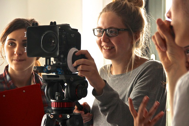 LiveWire BFI Film Academy 3 Location Shoot Day Three 04