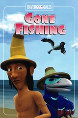 Gone Fishing (Vernon Barford School Library) Tags: vernon barford library libraries new recent book books read reading reads junior high middle school vernonbarford nonfiction paperback paperbacks softcover softcovers folklore nativepeoples native people peoples canada canadian canadians american americans alaska nativeamerican nativeamericans haida haidas legend legends legendary raven ravens legendarycharacter legendarycharacters character characters bird birds graphic novel novels graphicnovel graphicnovels graphicnonfiction david bouchard simon daniel james chris kientz 9781770581401 gone fishing fnmi bookcover bookcovers cover covers firstnationsinuitmetis firstnations aboriginal comics cartoons