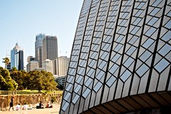 DSC_2947 (Tim Shilling) Tags: people texture skyline harbour sydney operahouse photorally 2014