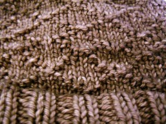 L 256/365:  Low Key Textured Knitting (MountainEagleCrafter) Tags: brown detail texture wool lines closeup knitting handknit l etsy lowkey day256 handknitting diamondpattern texturedknitting 91314 256365 3652014 2014yip 365the2014edition 2014weeklyalphabetchallenge 2014internationalbeauty 09132014 13092014 lisforlowkey woolhatdetail detailofwoolhat