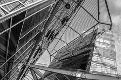 Vertigo (Luigi Giordano) Tags: italy architecture italia bologna architettura mariocucinella comunedibologna cucinella