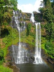 Yuano Waterfall, Bolaven Plateau, Laos