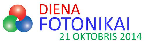 DAY OF PHOTONICS 2014 - Latvian