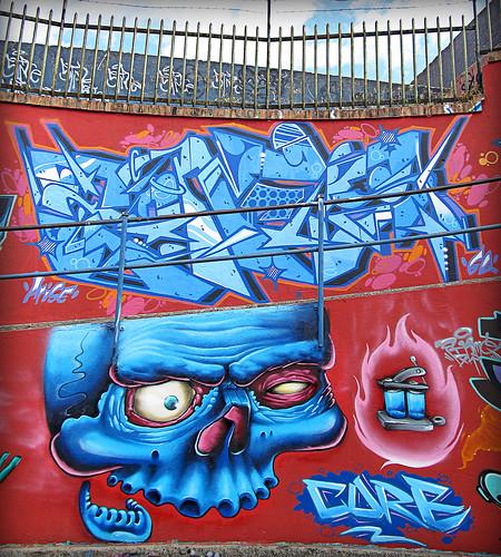 Sur Graffiti ZONES-CORE (CTV.K - BMR)