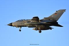 German Air Force Panavia Tornado IDS 44+75 (foto-metkemeier.net) Tags: sunset eurofighter tornado luftwaffe 3101 germanairforce 3063 3092 3096 boelcke qra nörvenich etnn taktlwg31