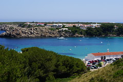 Beautiful bay (Steenjep) Tags: holiday spain ferie menorca arenaldencastell