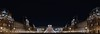 """Le Louvre (""""Sous le plus grand chapiteau du monde (part 1)"""" - Claude Lévêque) (Max Sat) Tags: 75001 architecture atnight black claudelévêque colorful colors couleurs davincicode éclair evening français france french fuji fujixe1 gold lelouvre light lightning lights louvre lumière lumières maxsat maxwellsaturnin musée museum neon néon néonrouge night nightlights noir nuit paris pei pyramid pyramide red redneon rouge soir sousleplusgrandchapiteaudumonde wideangle xe1 xf14"""