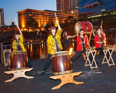Taiko Drummers 5