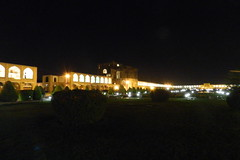 Plaza de Naghsh-i Jahan Plaza Real Imm Jomeini  Khomeini de noche Isfahn Irn 02 (Rafael Gomez - http://micamara.es) Tags: world plaza heritage night square de real noche la iran persia unesco     isfahan imam jahan irn humanidad patrimonio    emam  jomeini khomeini meidan    naghshi isfahn  imm ph398