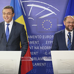 President Schulz meets with Moldovan speaker Corman thumbnail