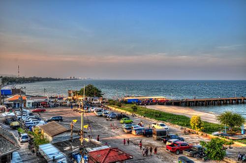 Hua Hin harbor