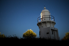 fingal light house (jakecluleephotos) Tags: lighthouse stars fingal fingalheads