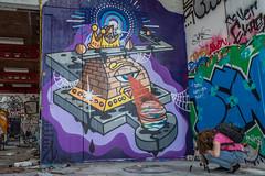Milf Graffiti Art