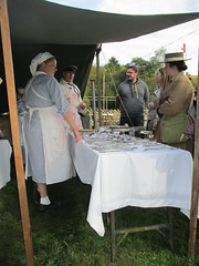 Nurses display their tools of the trade 11Oct14