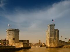 Port de La Rochelle (K r y s) Tags: