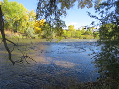 Rock Circle (Patricia Henschen) Tags: arkansasriver canoncitycolorado riverwalk usroute50
