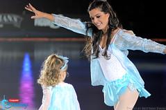 Silvia Fontana and daughter Sofia