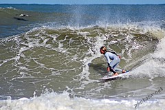 11.03.14 (BrandonWaterfield) Tags: pier nc surf kill waves surfer surfing hills devil outer banks avalon obx 2014 photobx