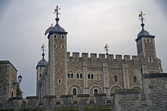 The White Tower (Hawkeye2011) Tags: uk london castles architecture buildings medieval toweroflondon 2014 thewhitetower