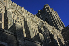 West Point Chapel (lefeber) Tags: windows newyork architecture rural shadows