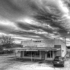 Google Street View - Pan-American Trek - Hazel's House (kevin dooley) Tags: street sky house clouds trek restaurant google texas view tx hazels hdr abilene streetview panamerican photomatix cloudage gsv googlestreetview hazelshouse panamericantrek