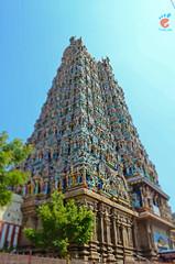 Meenakshi Amman Temple - Madurai