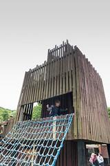 KelburnCastle-15061401 (Lee Live: Photographer (Personal)) Tags: woodland waterfall estate secretgarden walledgarden ayrshire largs ropeswings kelburncastle adventurecourse kelburnglen highwalkways