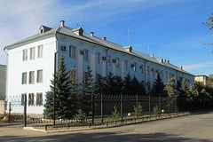 National Security Committee of the Republic of Kazakhstan (bibitalin) Tags: aktobe aqtobe kz kazakhstan aktyubinsk aktiubinsk aktubinsk