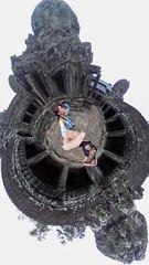Bayon Temple, Cambodia (Gabriela Nakayoshi) Tags: bayon cambodia siemreap camboya asia temple ricohthetas