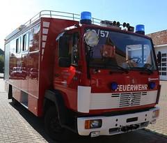 MB LN 914 (Vehicle Tim) Tags: mercedes mb lkw truck ln fahrzeug feuerwehr fire einsatz elw blaulicht