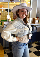 harvestday-br-102016_1380 (newspaper_guy Mike Orazzi) Tags: 1755mmf28g d7100 nikon availablelight cowgirl hat cowboyhat jeans